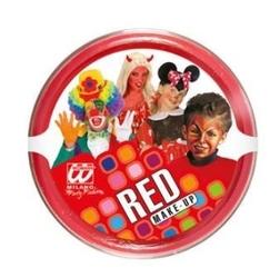 Farba do twarzy czerwona 25g make-up