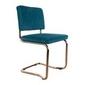 Zuiver :: krzesło diamond kink zielony