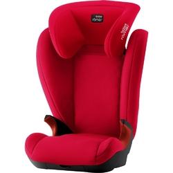 Britax romer kid ii fire red fotelik 15-36kg + organizer