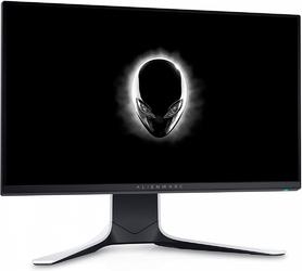 Dell monitor alienware aw2521hfl 24.5 amd freesync premium full hd 1920x1080 16:9dp1.22xhdm4xusb 3.03y ppg