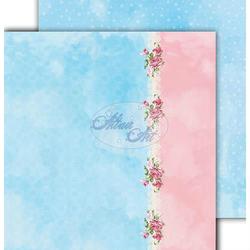 Ozdobny papier 30,5x30,5 cm - Flower Harmony 03 - 03