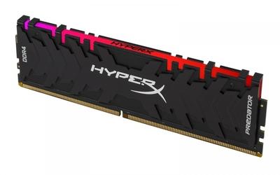 Hyperx pamięć ddr4 predator rgb 16gb3200 cl16