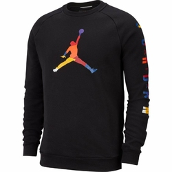Bluza Air Jordan DNA Fleece Crew - AV0044-010