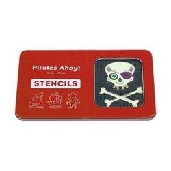 Mudpuppy szablony piraci