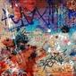 Tapeta ścienna brudne tło ściany graffiti