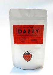 Dazzy peeling kokosowy do twarzy i ciała - malina 150g