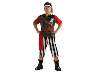 Kostium król piratów dla chłopca - roz. l