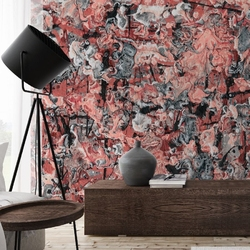 Tapeta na ścianę - chaos of love , rodzaj - próbka tapety 50x50cm