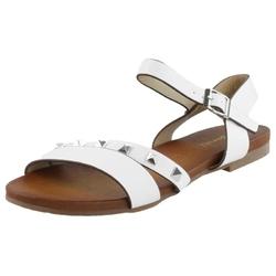 Białe sandały vogue carla 541 cozabuty
