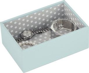 Szkatułka na biżuterię stackers open mini błękitna