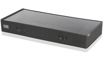 Pojemnik pod łóżko, duży, czarny
