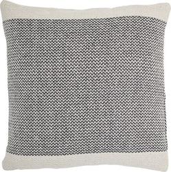 Poduszka kwadratowa bloomingville szara
