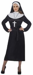 Strój zakonnicy zakonnica siostra habit