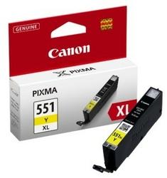 Canon tusz cli-551xl żółty 6446b001