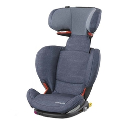 Maxi-cosi rodifix ap nomad blue fotelik 15-36kg + organizer