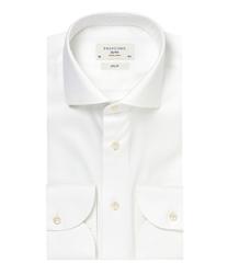 Elegancka biała koszula męska profuomo travel 40
