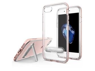 Etui spigen crystal hybrid apple iphone 78 rose gold - różowy