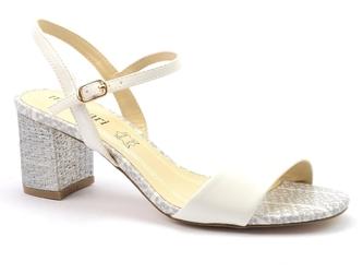 Sandały monnari but0230-m00 biały