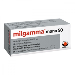 Milgamma mono 50 tabl.ueberzogen