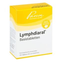 Lymphdiaral basistabletten