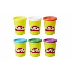 Ciastolina play doh 6-pak podstawowe kolory