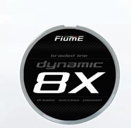 Plecionka dynamic 8x 150m moss green 0.12mm