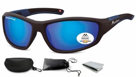 Sportowe okulary z polaryzacją montana sp311b