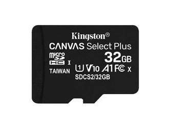 Kingston karta pamięci microsd 32gb canvas select plus 100mbs