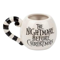 Nightmare before christmas jack head - kubek 3d