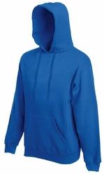 Bluza z kapturem Fruit of the Loom Hooded Sweat - 622080 - Niebieski
