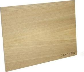 Pokrywka drewniana do pudełek na biżuterię Supersize Stackers
