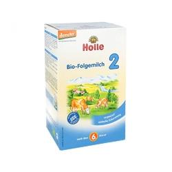 Holle bio mleko dla niemowląt 2