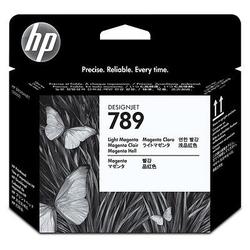 Hp 789 głowica drukująca designjet: jasny purpurowypurpurowy