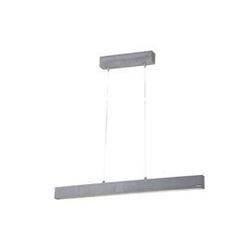 Loftlight :: lampa wisząca concrete line szara szer. 197 cm