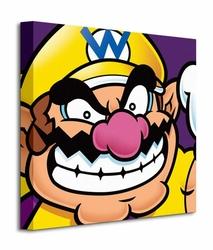 Super Mario Wario - Obraz na płótnie