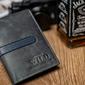 Portfel męski skórzany always wild n890-mhdu czarny - czarny
