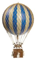 Authentic models balon jules verne, niebieski ap168d