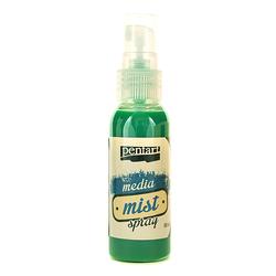 Farba MIST MEDIA Pentart 50 ml - zielona perłowa - ZPE