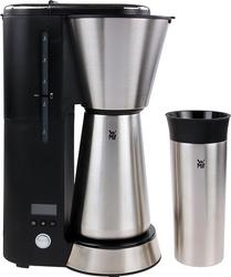 Ekspres do kawy kitchenminis srebrny z kubkiem termicznym
