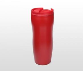 Kubek termiczny blacky 400 ml czerwony