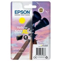 Tusz Oryginalny Epson 502 XL C13T02W44010 Żółty - DARMOWA DOSTAWA w 24h