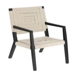 Drewniane krzesło ogrodowe sharmi beżowe