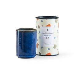 Zestaw herbata liściasta  kubek kaze - sencha