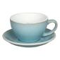 Loveramics egg - filiżanka i spodek cafe latte 300 ml - ice blue