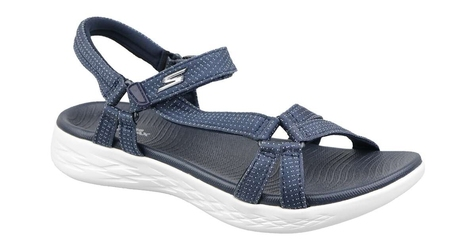 Skechers on the go 600 15316-nvy 41 granatowy
