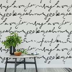 Tapeta na ścianę - true signature , rodzaj - próbka tapety 50x50cm
