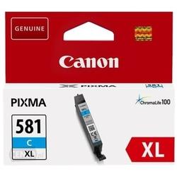 Tusz oryginalny canon cli-581 xl c 2049c001 błękitny - darmowa dostawa w 24h