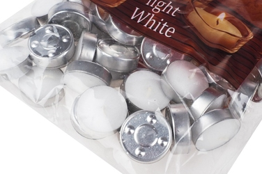 Adpal podgrzewacze tealight 100 sztuk