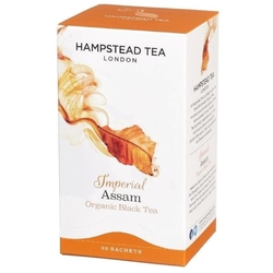 Hampstead | imperial assam - herbata czarna saszetki 40g | organic