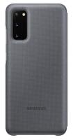 Samsung etui leather cover gray do galaxy s20+